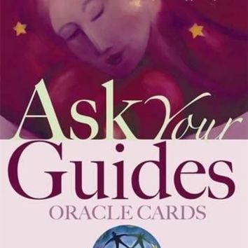 Ask Your Guides Oracle Cards BOX GMC TC