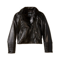 eve jnr Leather Moto Jacket (Infant/Toddler/Little Kids)