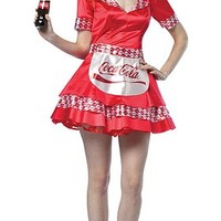 Coca-Cola Soda Girl | Oya Costumes
