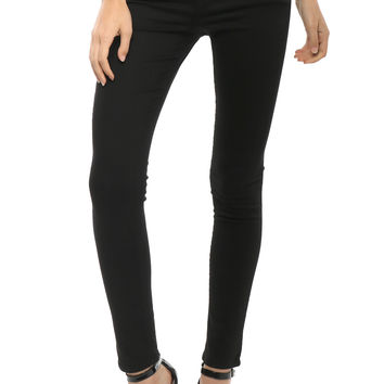 Flying Monkey Mid Rise Skinny