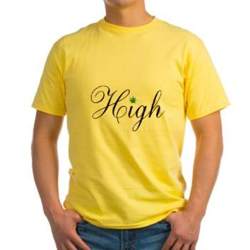 High T-Shirt> 420 Gear Stop