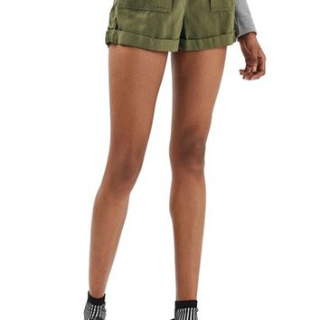 Topshop Utility Shorts | Nordstrom
