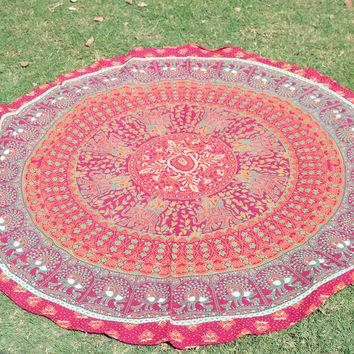 MARUTI MANDALA THROW