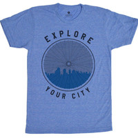 Explore Your City Wheel