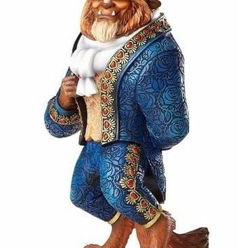 Disney The Beast Couture de Force Figurine