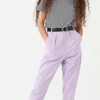 LO Lilac Peggy Trousers