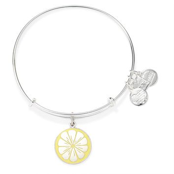Zest For Life Charm Bangle