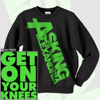 Asking Alexandria - Get On Your Knees Crewneck