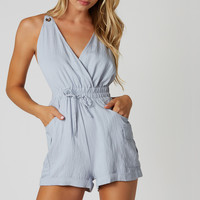 Front To Back Romper