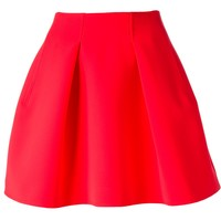 Kenzo High Waisted A-Line Skirt