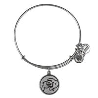 Alex and Ani University of Colorado Logo Charm Bangle - Rafaelian S...