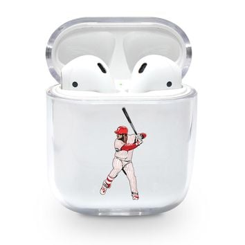Bryce Harper Phillies Airpods Case