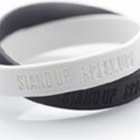 Nike The Stand Up Speak Up Wristband (Adult / 20 cm)