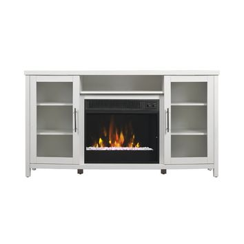 "Byas 54"" TV Stand with Fireplace"