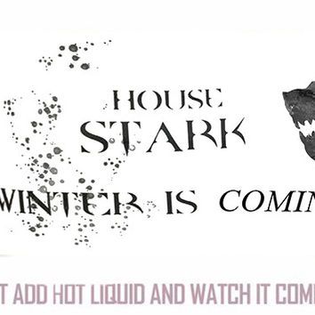 game of thrones mugs house stark coffee mugs travel novelty birthday gift design tea cup decal cups Perfect Gifts drink mug