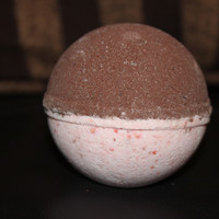 Chocolate Raspberry Martini Bath Bomb