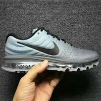 """""""NIKE"""" Trending Fashion Casual Sports Shoes AirMax section Roses-purple"""
