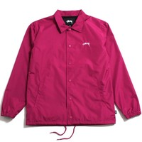 Cruize Coach Jacket Berry
