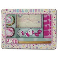 Hello Kitty Baking Tin.  Check this out-you'll love it!