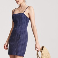 Pin Dot Cami Dress