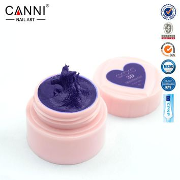 #40261 CANNI nail art 24 color 8ml 3D modelling gel,3D Carving gel,3d sculpture gel, 3D embossed gel