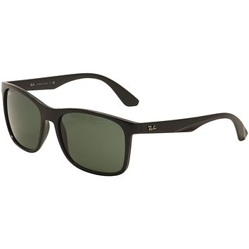 Ray Ban Men's RB4232 RB/4232 601/71 RayBan Black/Silver Sunglasses 57mm