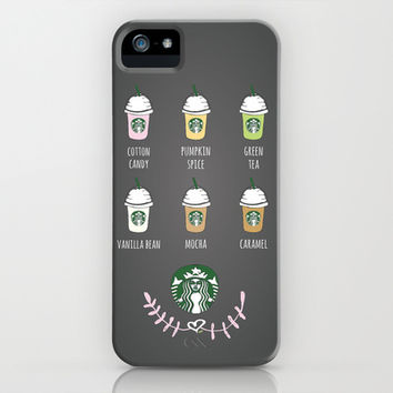 Frosty Drinks on the Board... iPhone & iPod Case by Kate