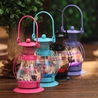 Mini Novelty Gel Wax Candle Small Pendant Lamp Jelly Candles.