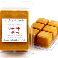Sunnydale Library Scented Soy Wax Tart Melts - Buffy