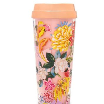 Deluxe Hot Stuff Thermal Mug in Garden Party- Ban.do
