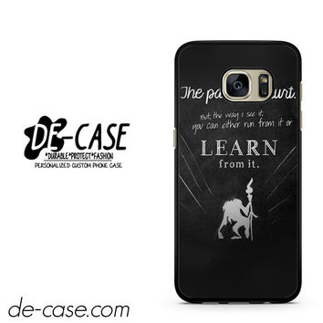 Rafiki Lion King Quote DEAL-9106 Samsung Phonecase Cover For Samsung Galaxy S7 / S7 Edge