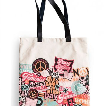 So You Want a Revolution Tote Bag - PRE-ORDER, SHIPS in OCTOBER