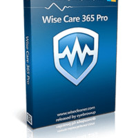 Wise Care 365 Free 4.81 License Key With Crack Free