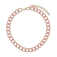 Curb Chain Necklace - Jewellery - Accessories - Topshop