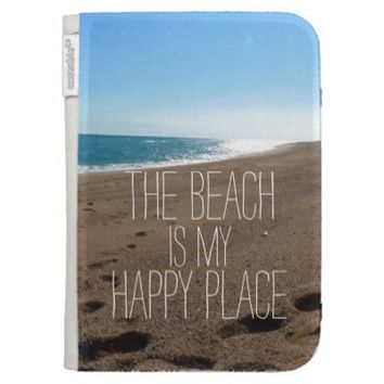 The Beach is my Happy Place Quote