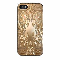 Jayz Kanye West Album Cover Watch The Throne iPhone 5 Case