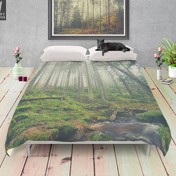 You and me Duvet cover