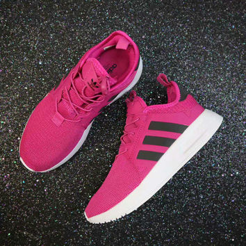 Adidas Originals X_PLR Simple NMD Casual Sneakers Rose red