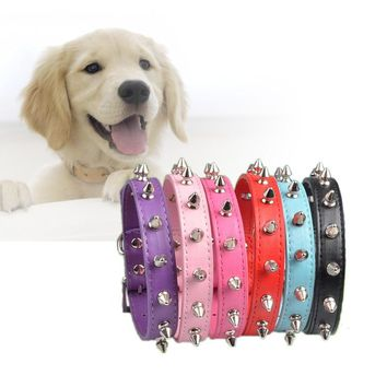 Spiked Puppy Collar