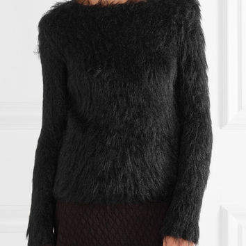 Jil Sander - Faux fur sweater