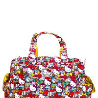 Infant Girl's Ju-Ju-Be for Hello Kitty 'Be Prepared' Diaper Tote - Red