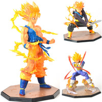 Dragon Ball Z Fighers Super Saiyan Action Figure