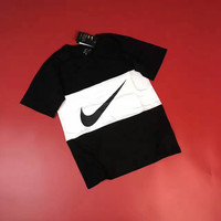 wanelu : Nike::Fashion casual men and women T-shirt