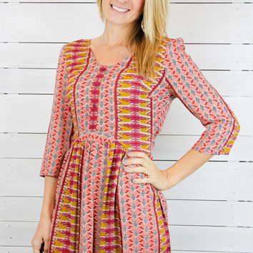 GCulture: Spend Your Day in Aztec Dress