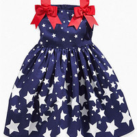 Bonnie Jean Girls Dress, Little Girls Shooting Star Dress - Kids Dressed Up - Macy's