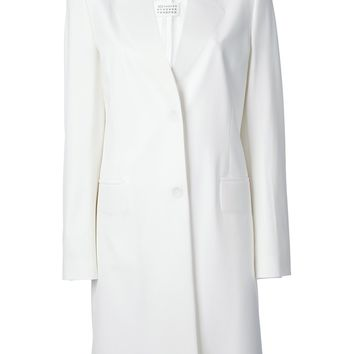 Maison Martin Margiela Single Breasted Coat