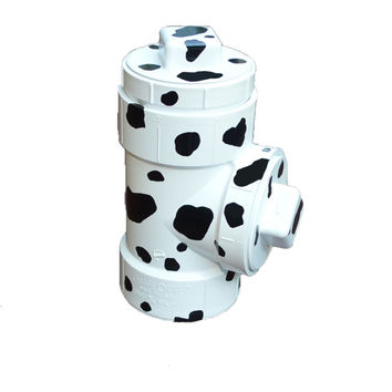 Dalmatian Dog Lover Fire Hydrant Cookie Jar - Treat Holder.  Best Gift For Dogs and Dog Lovers