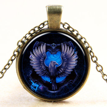 Jewelry New Arrival Gift Shiny Stylish Glass Accessory Harry Potter Pendant Hot Sale Vintage Necklace [6256246150]