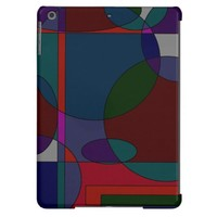 90s Paint Designs Cover For iPad Air