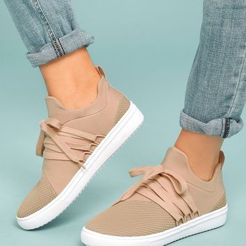 Steve Madden Lancer Blush Sneakers